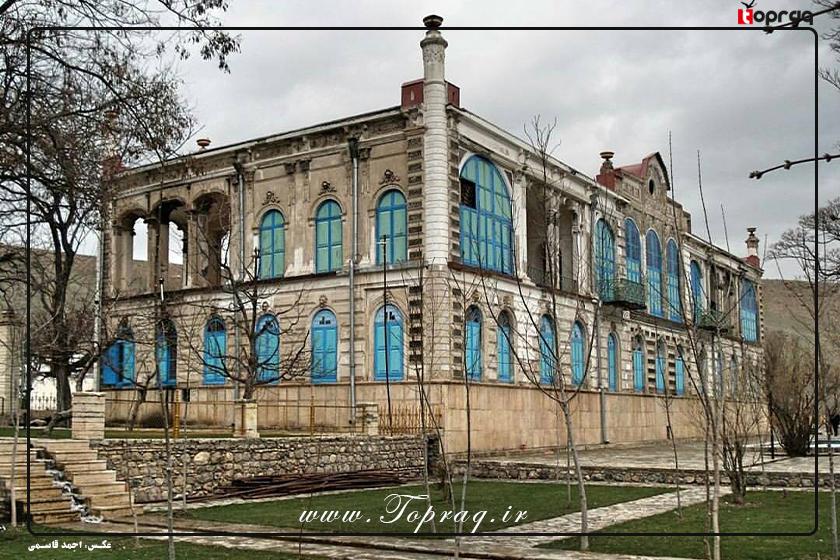 کاخ موزه باغچه جوق ماکو را می شناسید؟