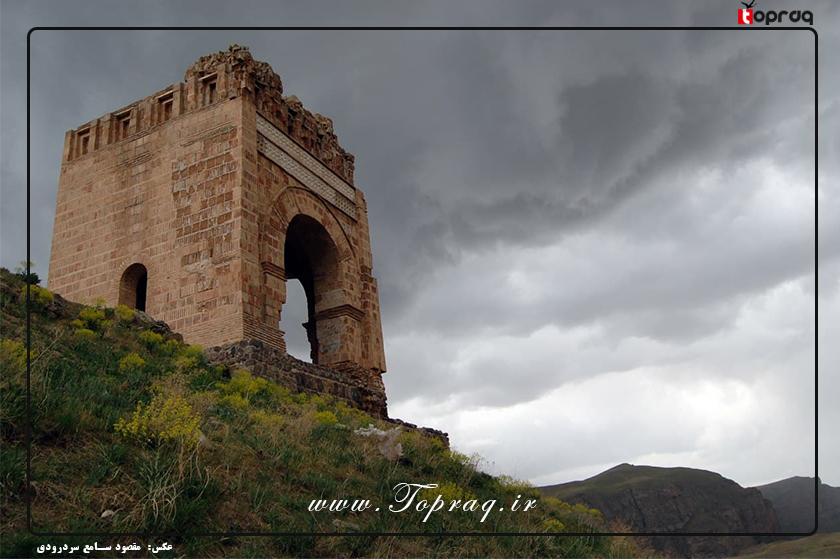 قلعه زهاک هشترود
